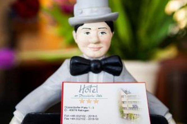 Hotel Am Dusseldorfer Platz - фото 16
