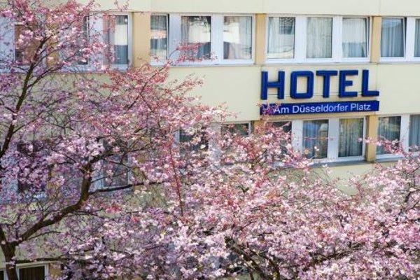Hotel Am Dusseldorfer Platz - фото 23