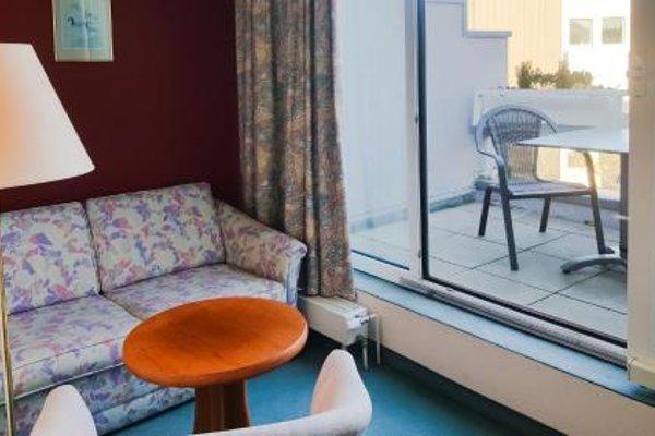 Hotel Am Dusseldorfer Platz - фото 4