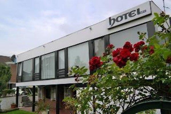 Am Hallenbad Hotel garni - фото 22