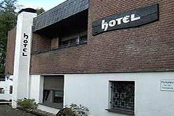 Am Hallenbad Hotel garni - фото 23