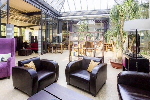 Отель Ibis Styles Leipzig - 17