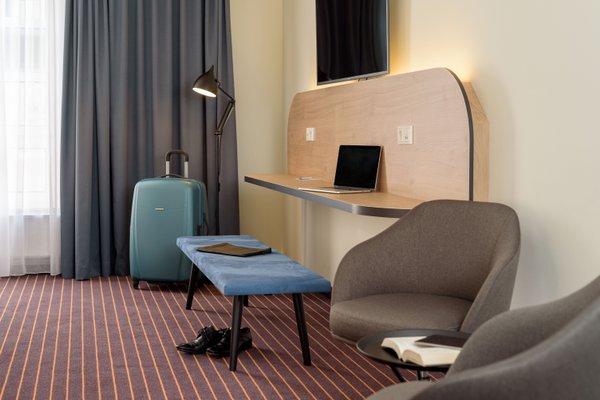 Отель Ibis Styles Leipzig - 8
