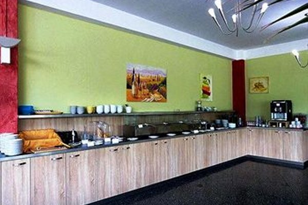 West Hotel an der Sachsischen Weinstrasse - фото 14
