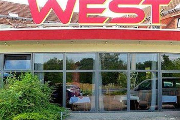 West Hotel an der Sachsischen Weinstrasse - фото 20