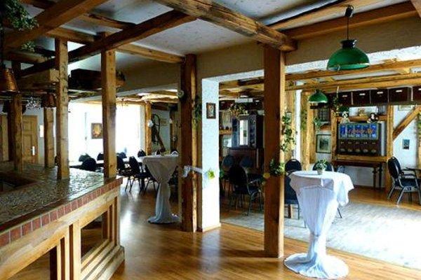 West Hotel an der Sachsischen Weinstrasse - фото 4