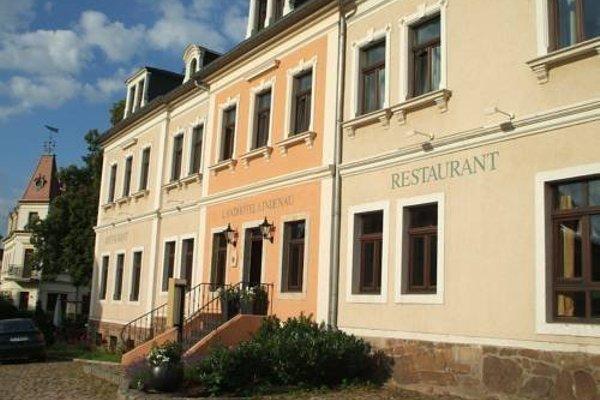 Landhotel Lindenau - фото 21