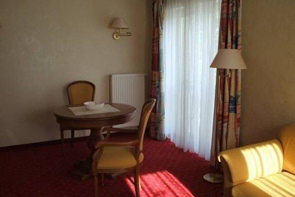 Landhotel Lindenau - фото 6