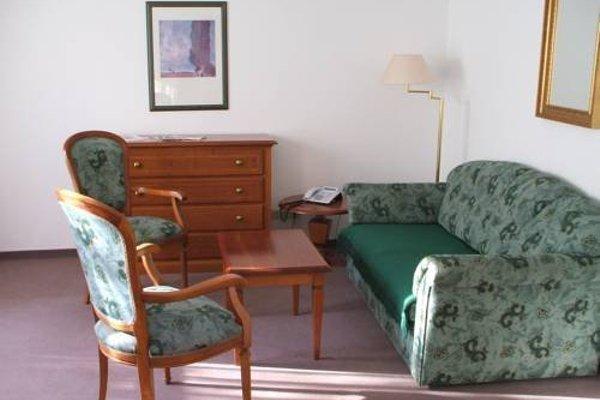 Landhotel Lindenau - фото 7