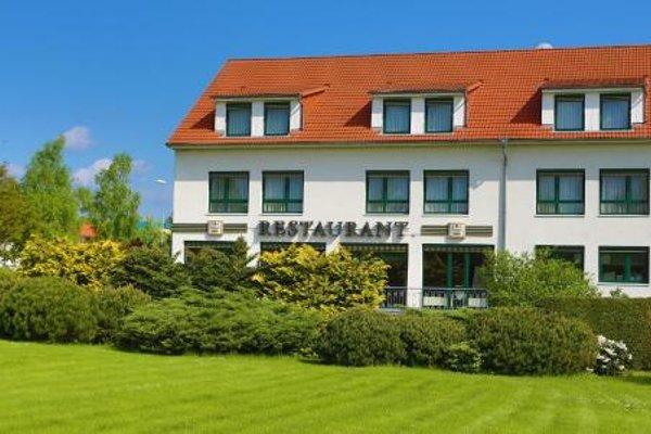 Hotel Sportwelt Radeberg - фото 23
