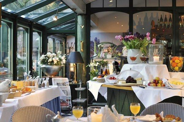 Romantik Hotel Jagdhaus Waldfrieden - фото 12