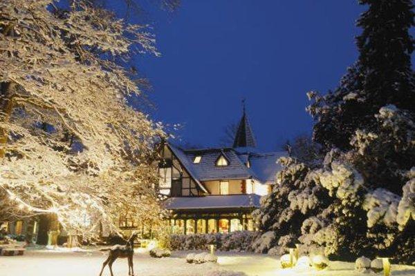 Romantik Hotel Jagdhaus Waldfrieden - фото 23