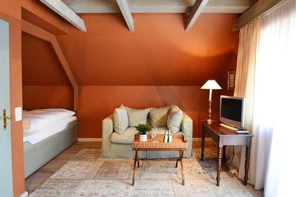 Romantik Hotel Jagdhaus Waldfrieden - фото 9
