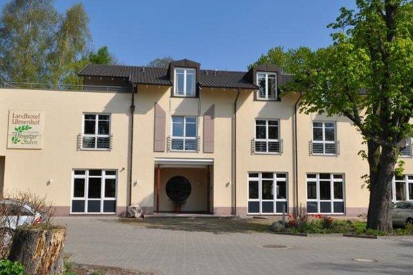 Landhotel Ulmenhof - фото 12