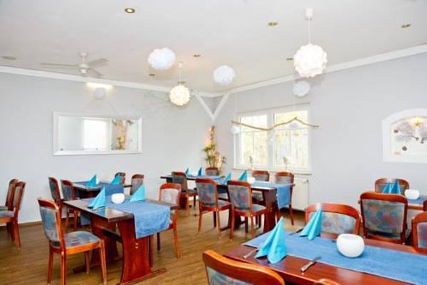 Hotel & Restaurant Am Bodden - фото 17