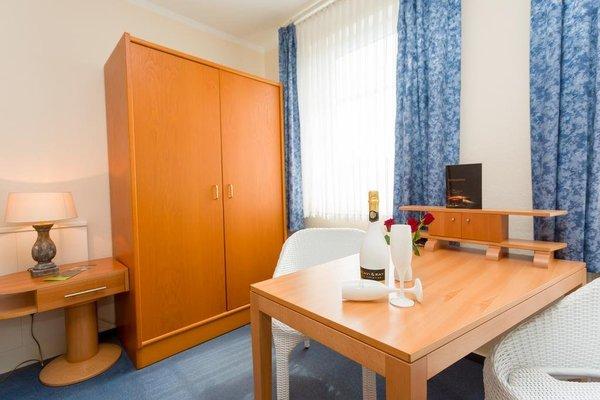Hotel & Restaurant Am Bodden - фото 7