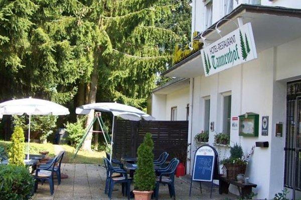 Hotel Tannenhof - фото 21