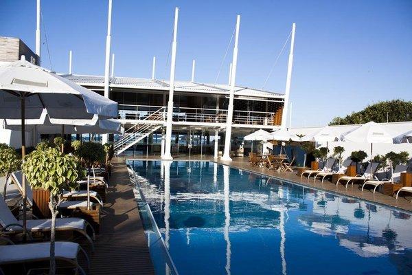 Parador Estaleiro Hotel - фото 23