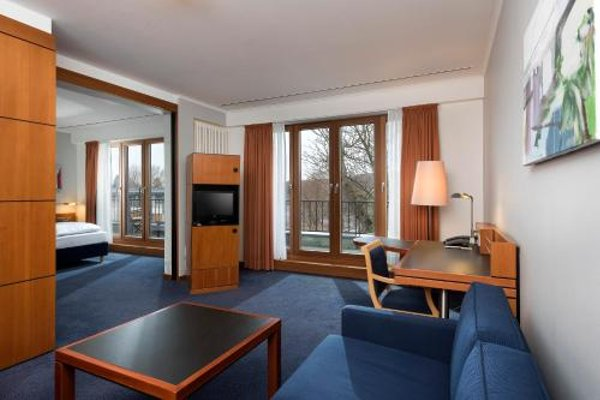 avendi Hotel am Griebnitzsee - фото 6