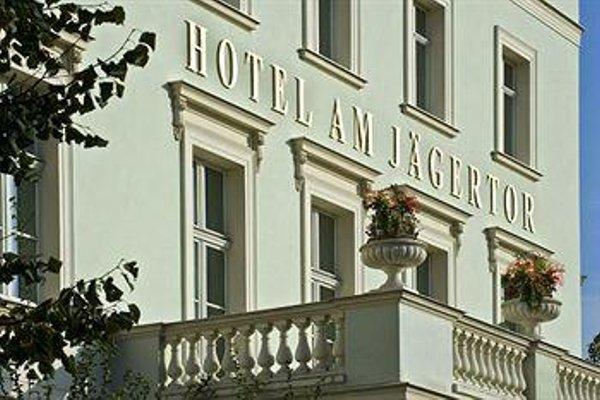 Hotel Am Jagertor - фото 21
