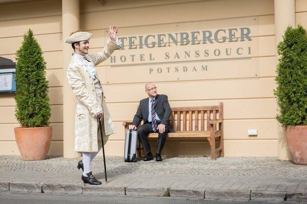Steigenberger Hotel Sanssouci - фото 22