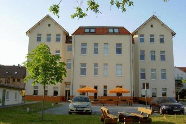 Apartmenthotel Kaiser Friedrich - фото 23