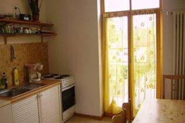 Apartment- und Zimmervermietung am Park - фото 11
