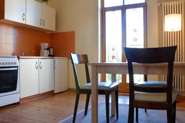 Apartment- und Zimmervermietung am Park - фото 12