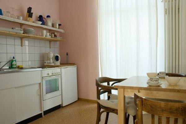 Apartment- und Zimmervermietung am Park - фото 13