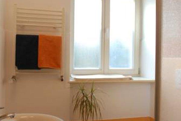 Apartment- und Zimmervermietung am Park - фото 14