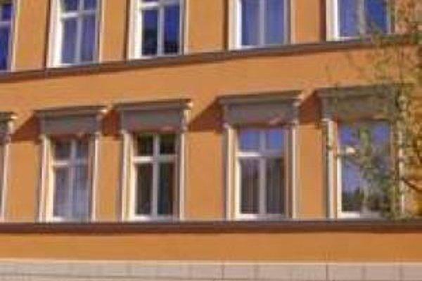 Apartment- und Zimmervermietung am Park - фото 18