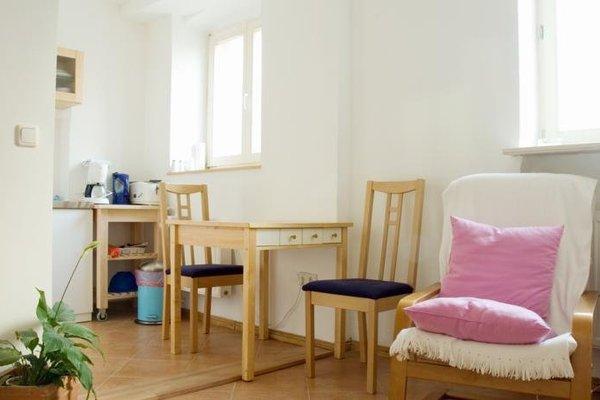 Apartment- und Zimmervermietung am Park - фото 6