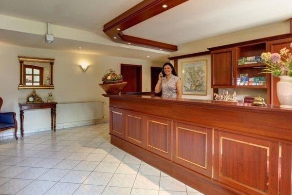 Garni-Hotel Kranich - фото 13