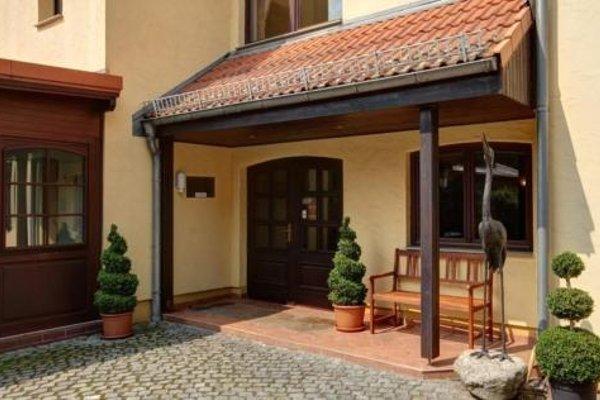 Garni-Hotel Kranich - фото 17