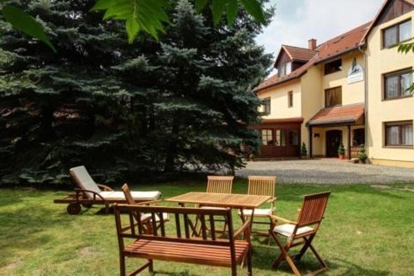 Garni-Hotel Kranich - фото 20