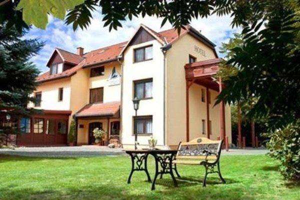 Garni-Hotel Kranich - фото 23