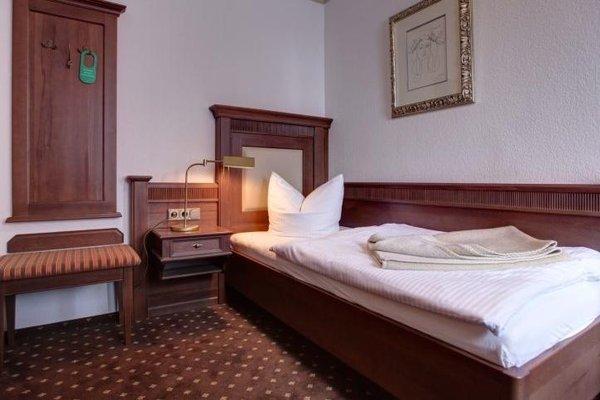 Garni-Hotel Kranich - фото 3