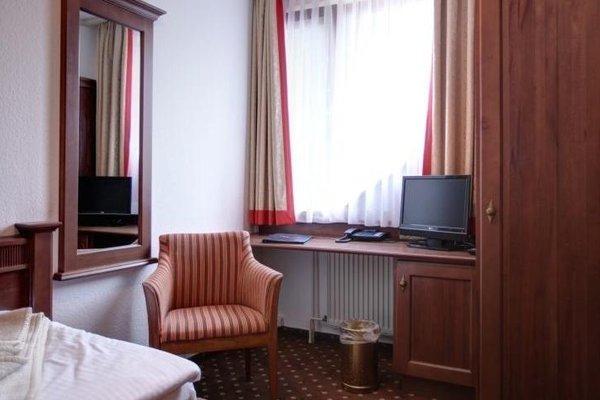 Garni-Hotel Kranich - фото 4