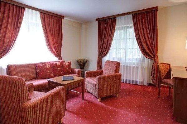 Garni-Hotel Kranich - фото 5