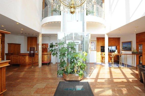Hotel Poinger Hof - фото 16