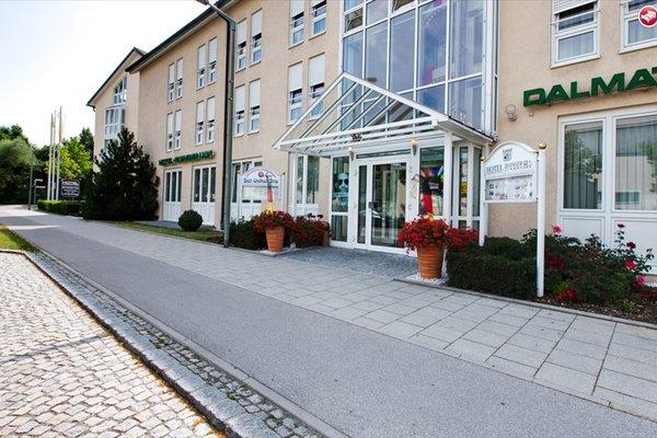 Hotel Poinger Hof - фото 23