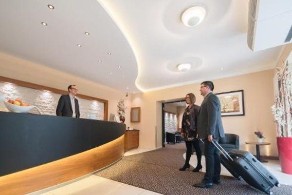 Hotel Asemann Planegg - фото 17