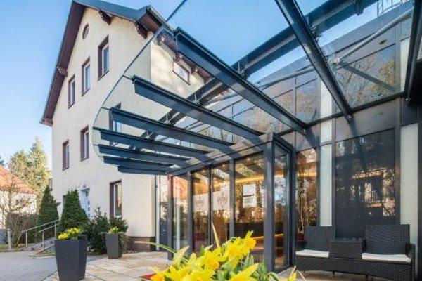 Hotel Asemann Planegg - фото 23