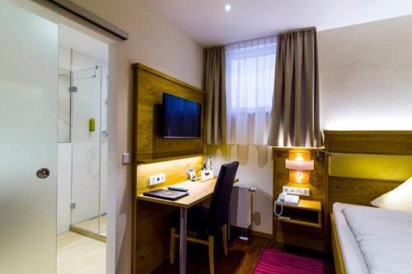 Hotel Asemann Planegg - фото 6