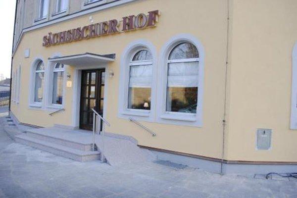 Sachsischer Hof Hotel Garni - фото 20