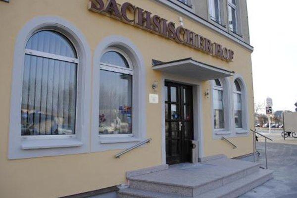 Sachsischer Hof Hotel Garni - фото 21