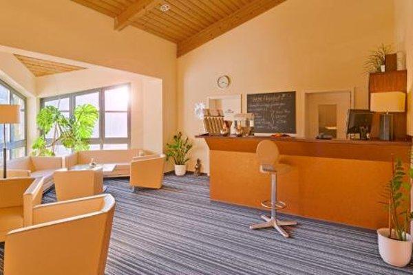 aktiv Sporthotel Sachsische Schweiz - фото 12