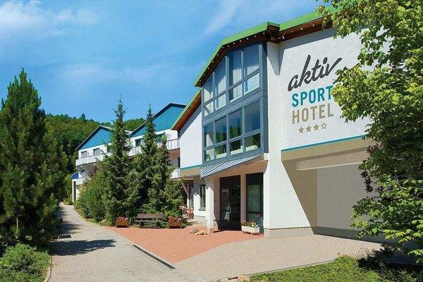 aktiv Sporthotel Sachsische Schweiz - фото 22