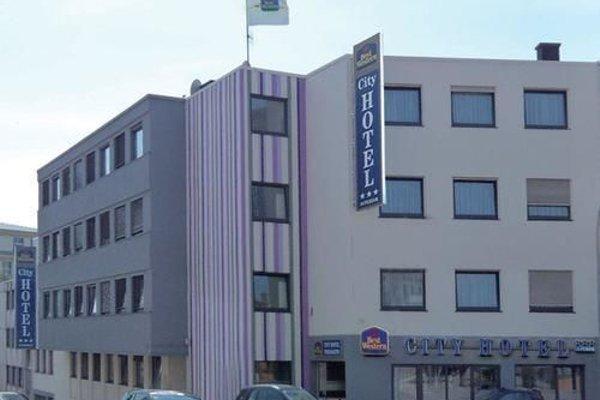 Best Western City Hotel Pirmasens - 23