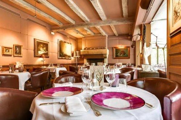 Relais & Chateaux-Hotel Cazaudehore - La Forestiere - 13